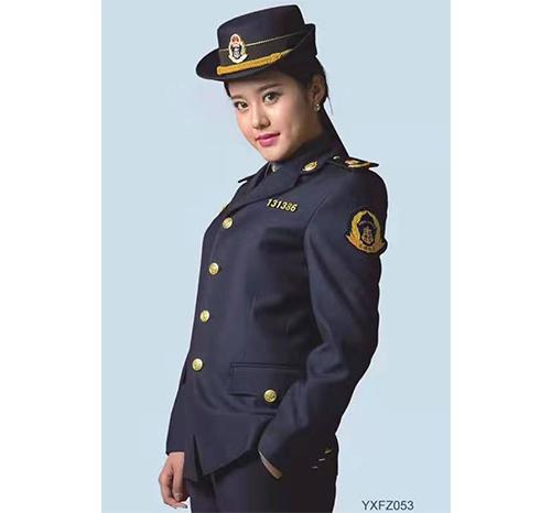 铜川城管工作服