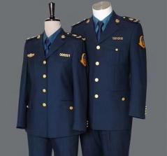 咸阳城管工服